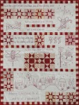 Xmas Quilt by Sharon Norguay; Sm Q Am 3rd