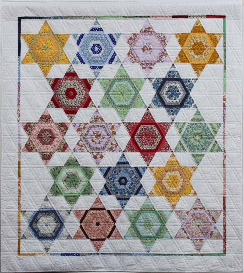 1930 Stars by Lesley Clugson; Trad Am 3rd