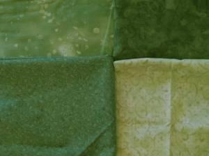 Leaf and Star Fabrics