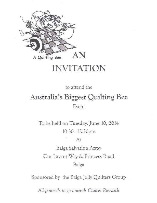 bee invite