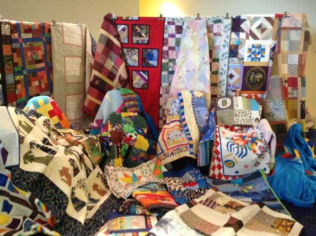 Community quilts