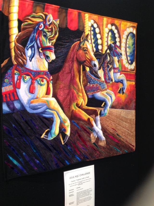 Carousel by Yvonne Chapman - WA