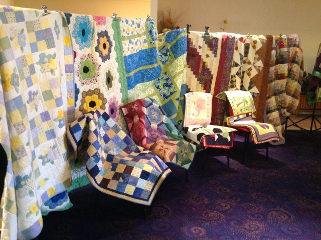 Quilts for Renal and Solaris with humidicrib quilts in the foreground