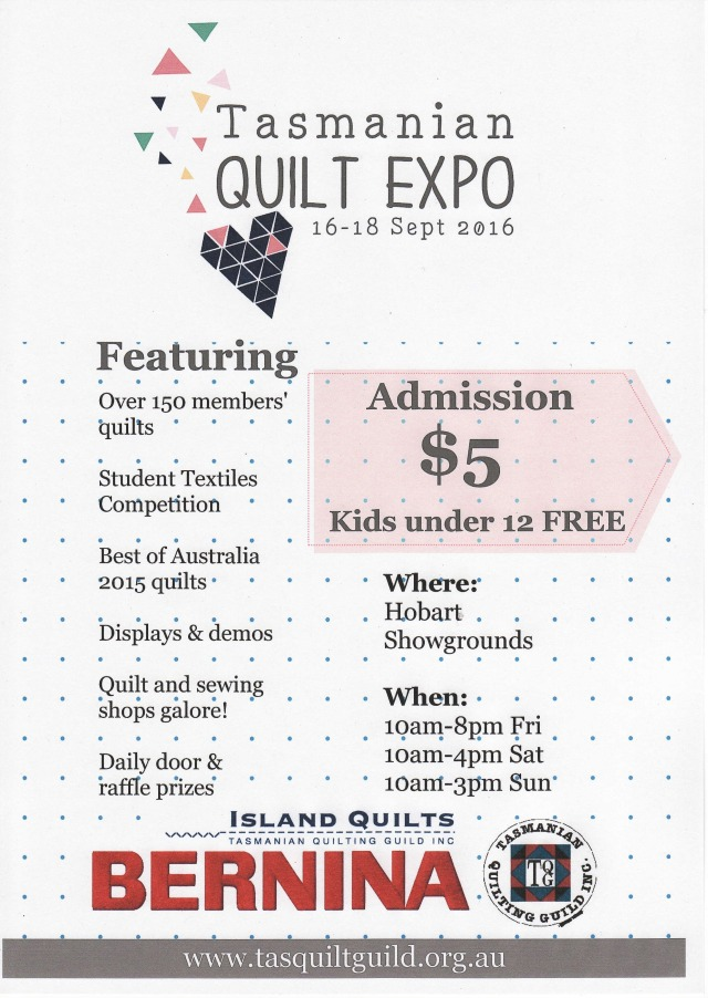 Tasmanian Quilt Expo-page-0
