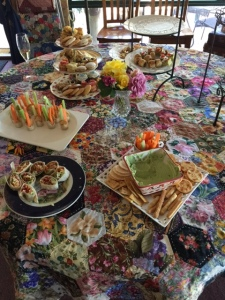 waqa afternoon tea