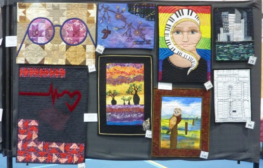 Boddington WAQA Challenge Quilts