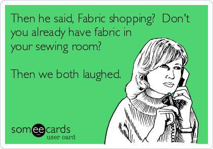 fabric-shopping